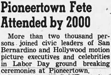 Sept 3, 1946 - Hollywood Citizen News clipping
