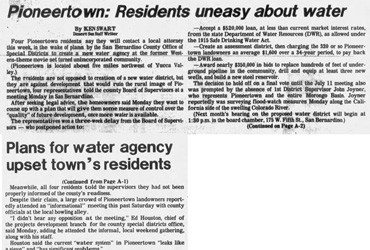 residents uneasy about water featured image